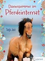 Tanja Janz – Dünensommer im Pferdeinternat