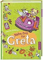 Andrea Schütze – Bahn frei für Greta: Band 4