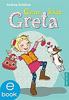 Ganz klar Greta [Kindle Edition]