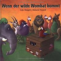 Wenn der wilde Wombat