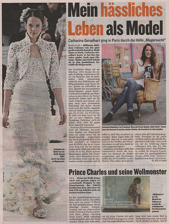 Berliner Kurier Tagespresse