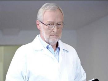 Herr Doktor, das muss ich mir auf einer schmutzigen Toilette geholt haben