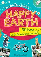 Chantal-Fleur Sandjon- Happy Earth – 100 Ideen, wie du …