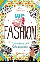 Maya Seidensticker – We love Fashion, Röhrenjeans & Schulterpolster