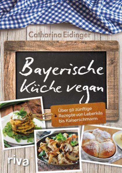 cover bayerische küche vegan