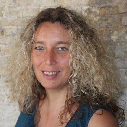 Autorin Kerstin Bätz bei Scriptzz